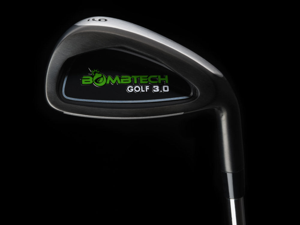 NEW! Limited Edition BombTech 3.0 Black Iron Set
