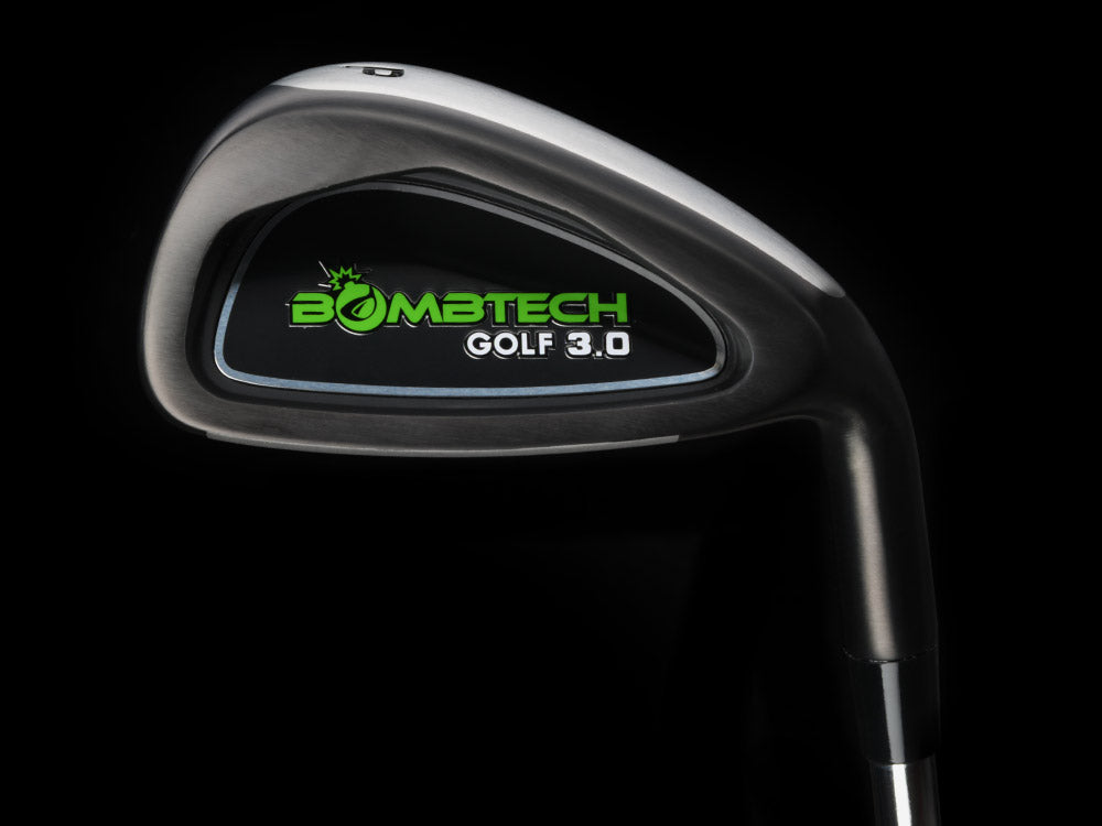 BombTech 3.0  top rated golf irons