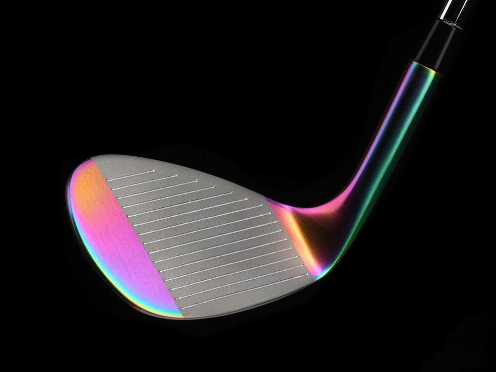 Limited Edition Volcano Torched BombTech 52, 56 and 60 Wedge Set