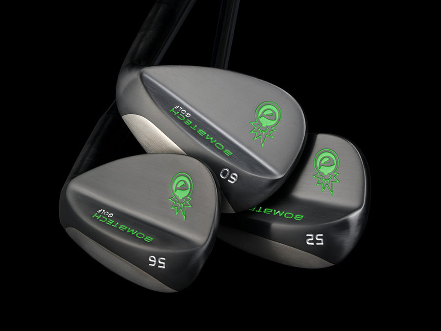 BombTech golf wedge set 52 56 60