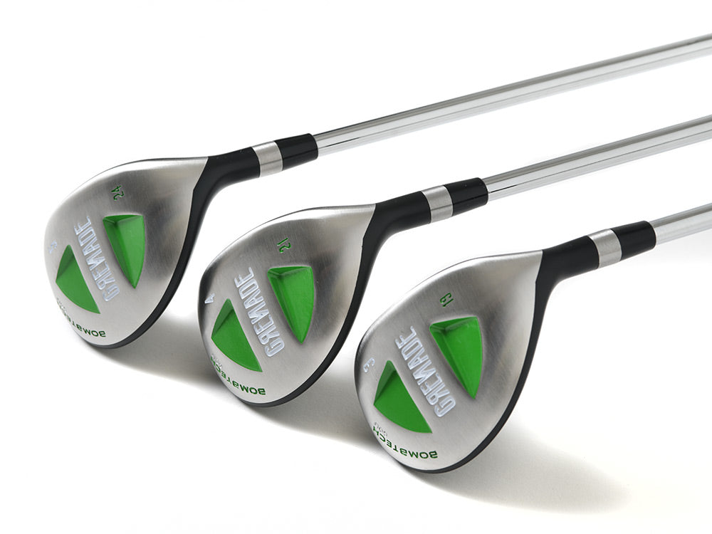 BRAND NEW! BombTech Golf Hybrid Set