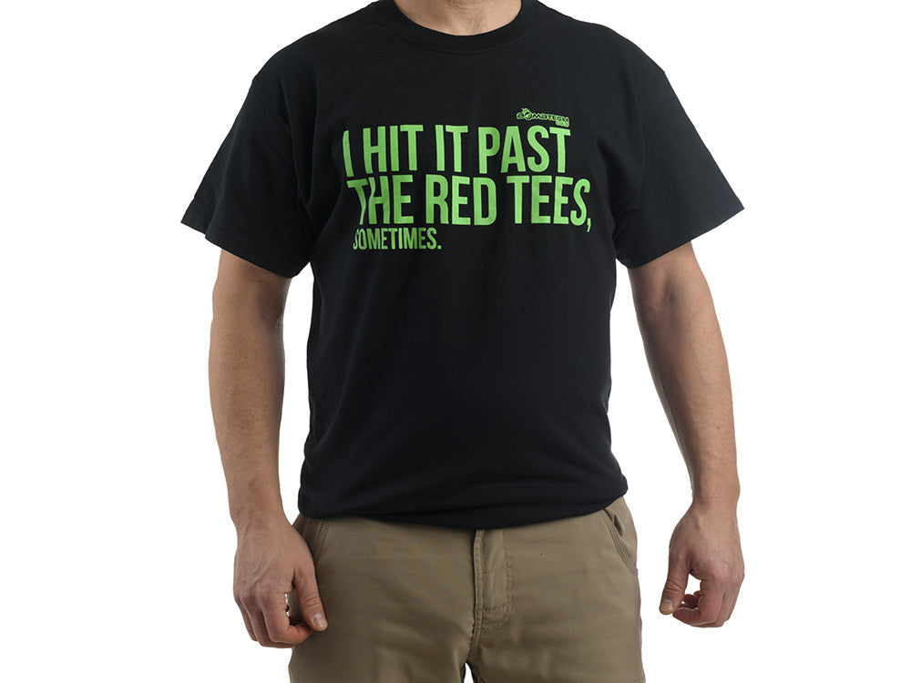 Past The Red Tees Shirt