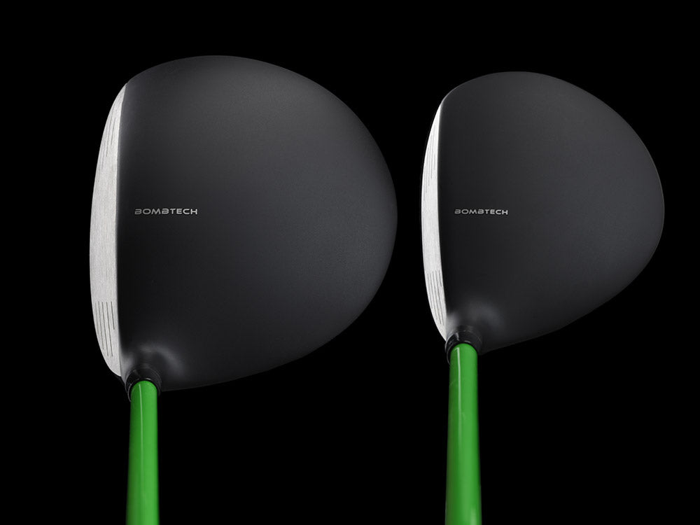 NEW! Limited Edition BombTech 3.0 Driver and 3 Wood Bundle