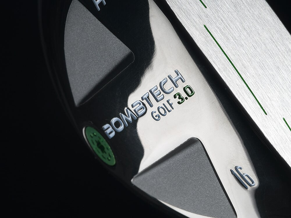 Pre-Owned BombTech Golf HyWood