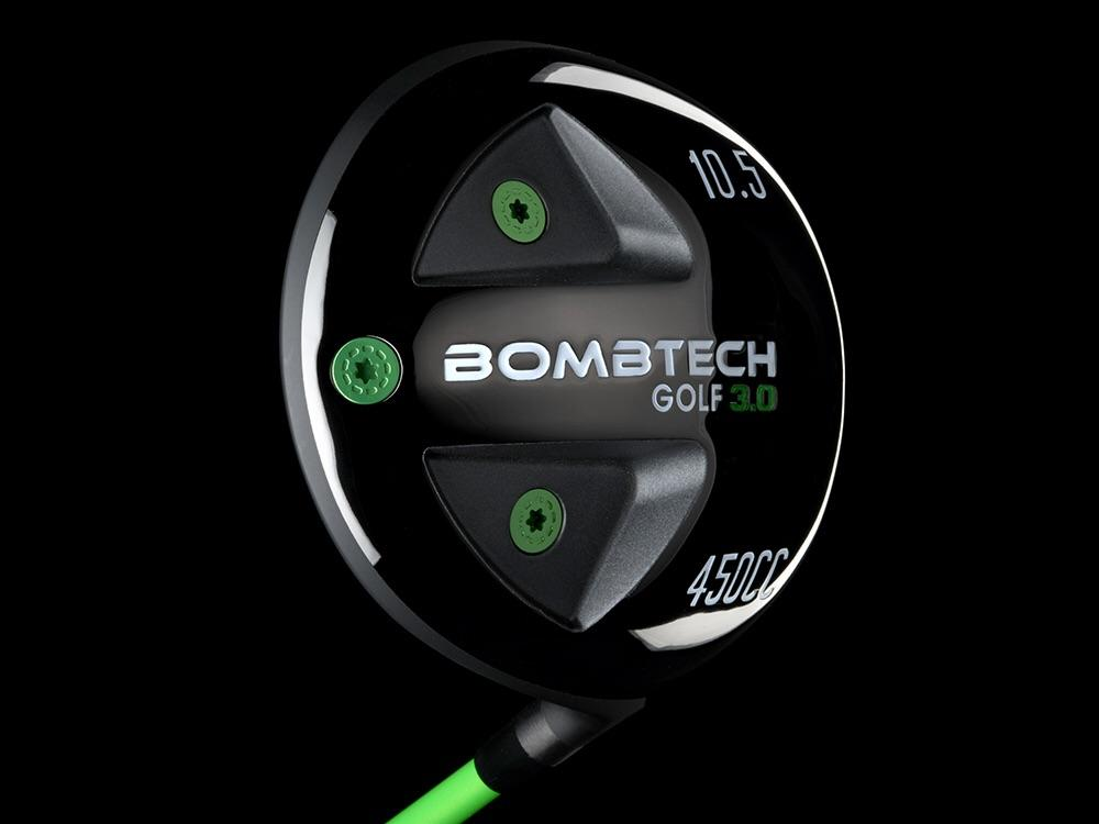 Pre-Owned BombTech Golf 3.0 Driver and 3 Wood
