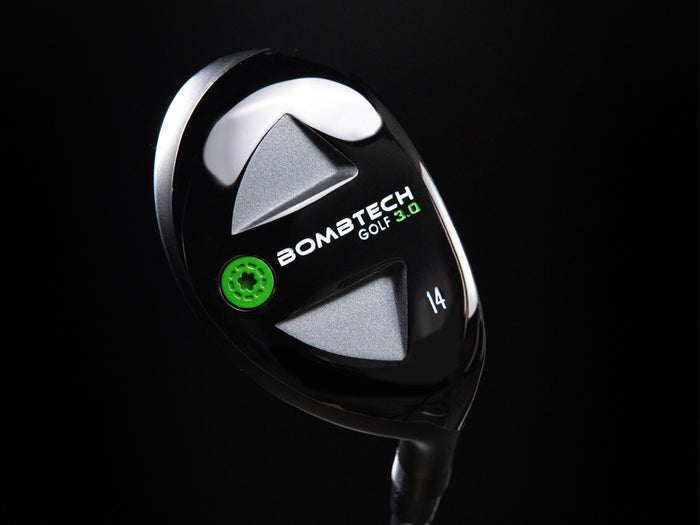NEW! BombTech Golf Driving Hybrid