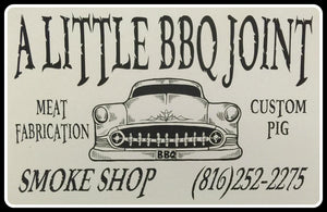 A Little BBQ Joint