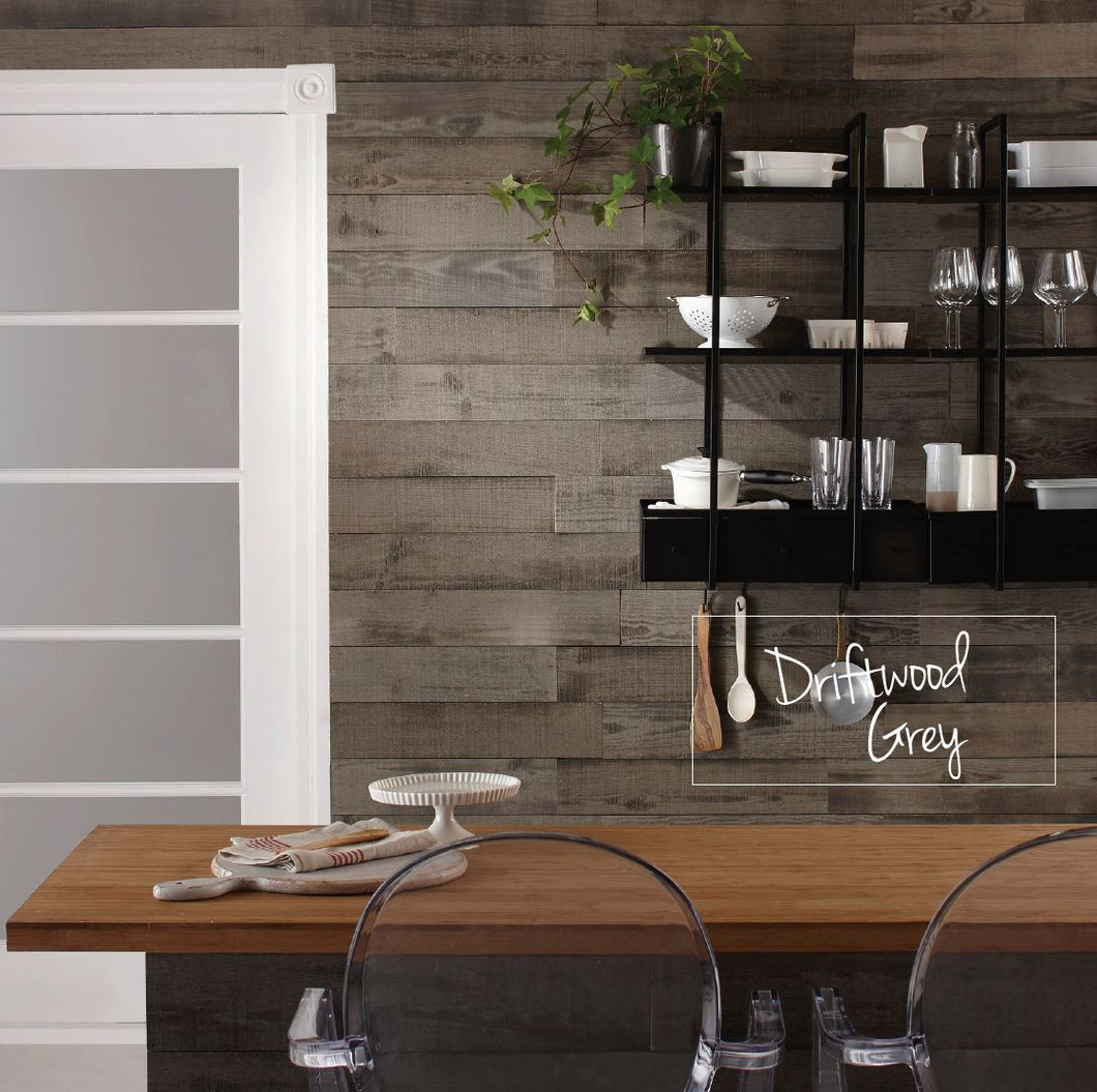 Timberwall New Zealand introduces the new barnwood feature wall Collection