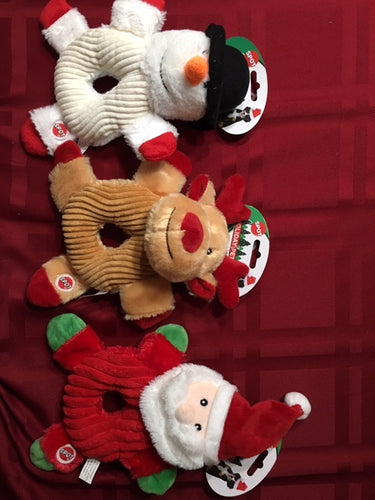 Holiday Pets Dog Toy