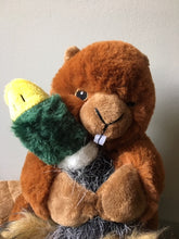 Beaver Duck Combo Toy