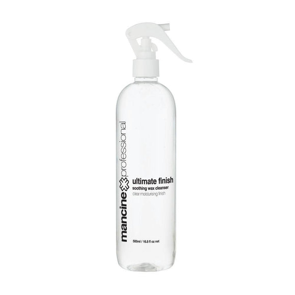 Mancine Ultimate Finish Oil Clear 500ml