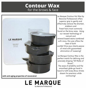 Contour Hot Wax for Brows & Face