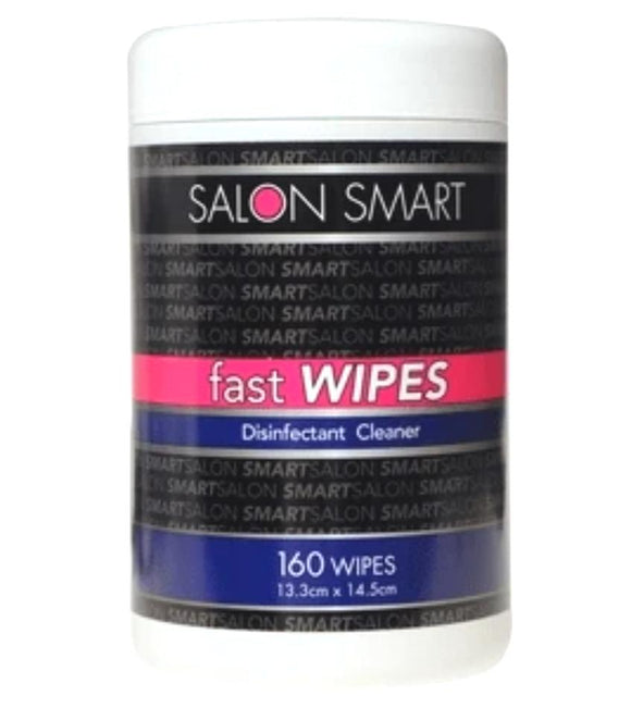 Salon Smart Fast Wipes Disinfectant Cleaner - 160 Pc