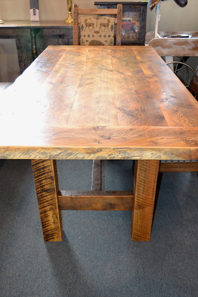 JD Reclaimed Dining Table