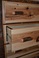 Amish Hickory Chest