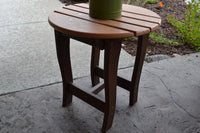 Amish Poly Side Table