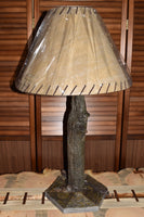 Milo Barnwood Table Lamp