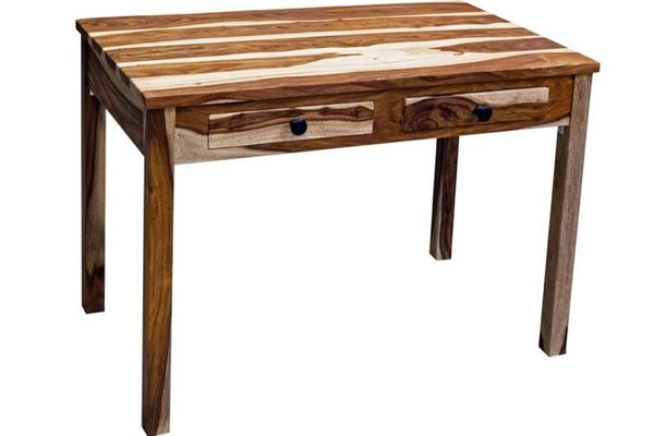 Natural Finish Sheesham Writing Desk