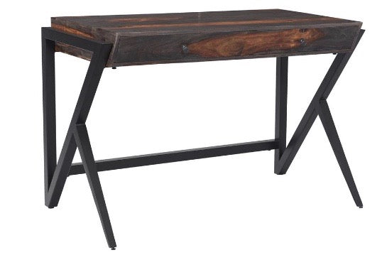 Indian Rosewood Slant-leg Desk