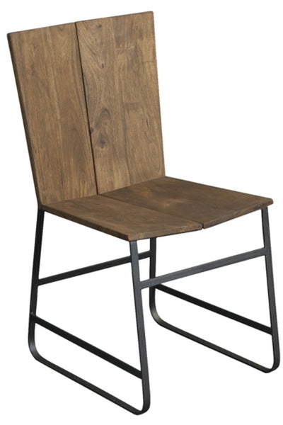 Solid Acacia Dining Chair