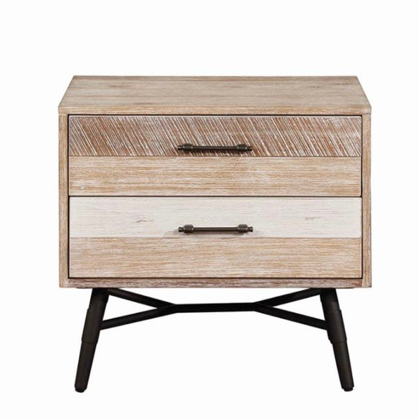 Rough Sawn Nightstand