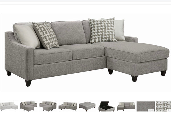 Montgomery Reversible Sectional