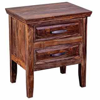 Sonora 2 Drawer Night Stand