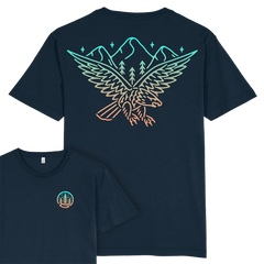 Eagle T-shirt / Back Print