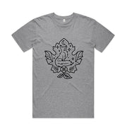 Fox Leaf T-shirt / Front Print
