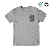 Jellyfish Anchor Tshirt / Pocket Print