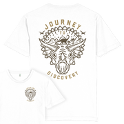 Journey to Discovery T-shirt / Back Print
