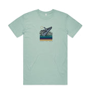 Lost At Sea T-shirt / Front Print