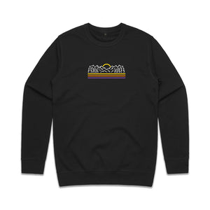 Sunset Mountain Sweatshirt
