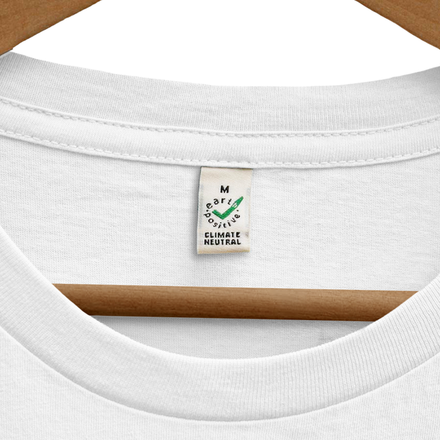 Journey to Discovery Pocket Print Earth Positive T-shirt