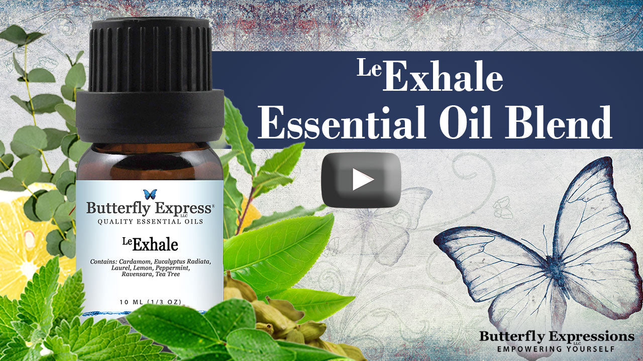 Butterfly Express Quality Essential Oils