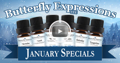 January Essential Oil Special