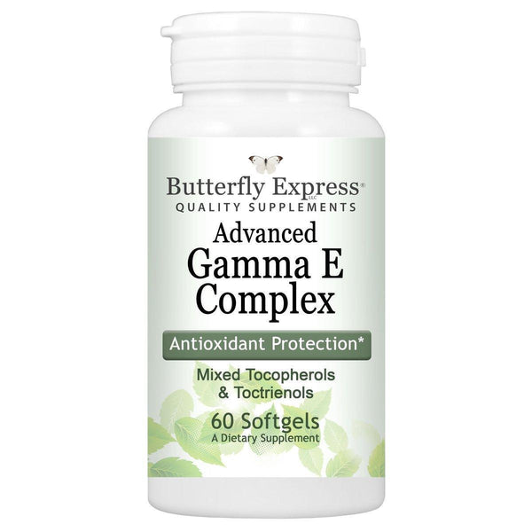 Gamma E Complex (Vitamin E) Supplement