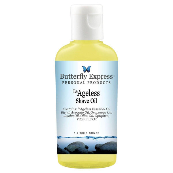 Ageless Shave Oil