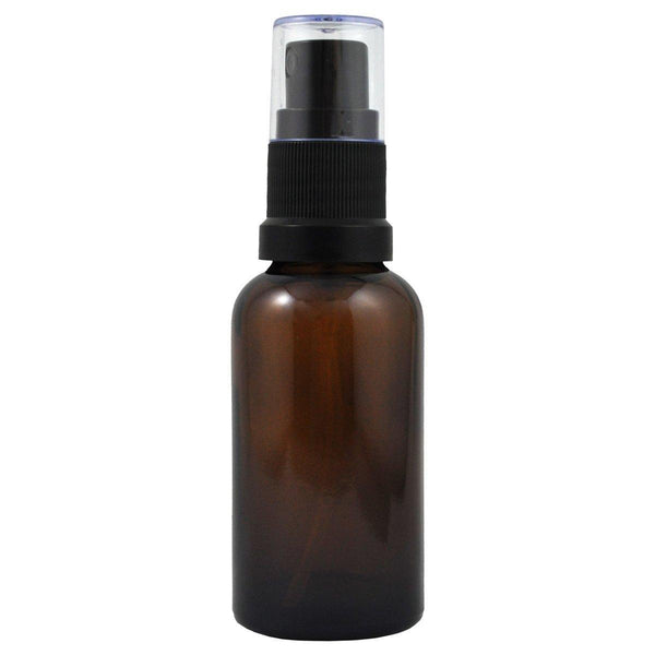 Amber Spray 1oz - 4oz Bottle Wholesale