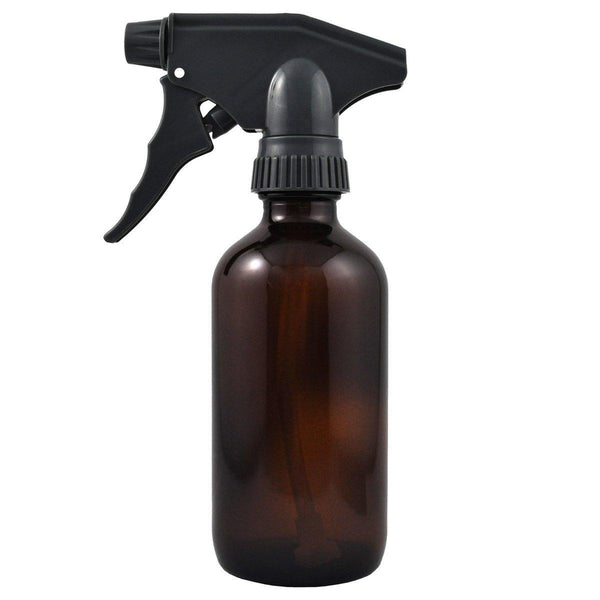 Amber Spray 8oz Bottle - Industrial Wholesale