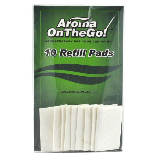 On The Go Refill Pads 10pk Wholesale