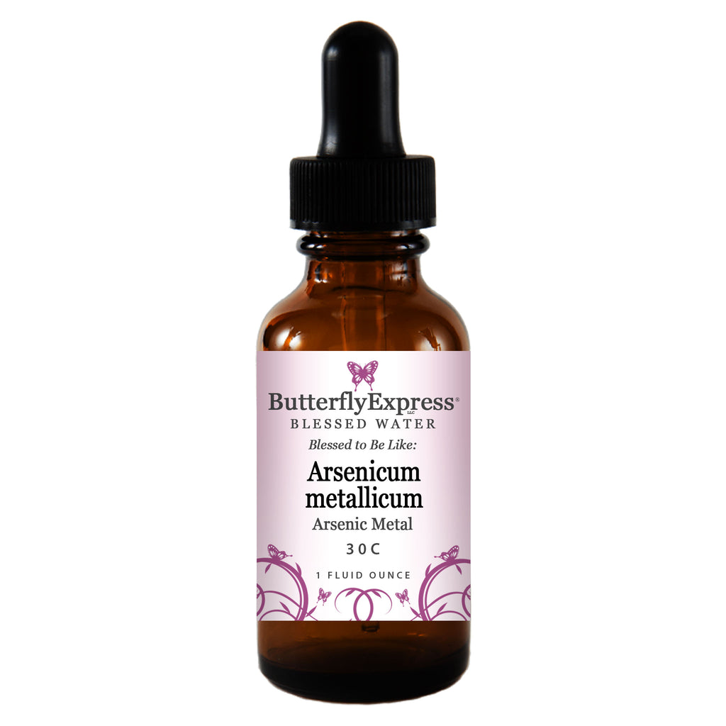 Arsenicum metallicum Blessed Water