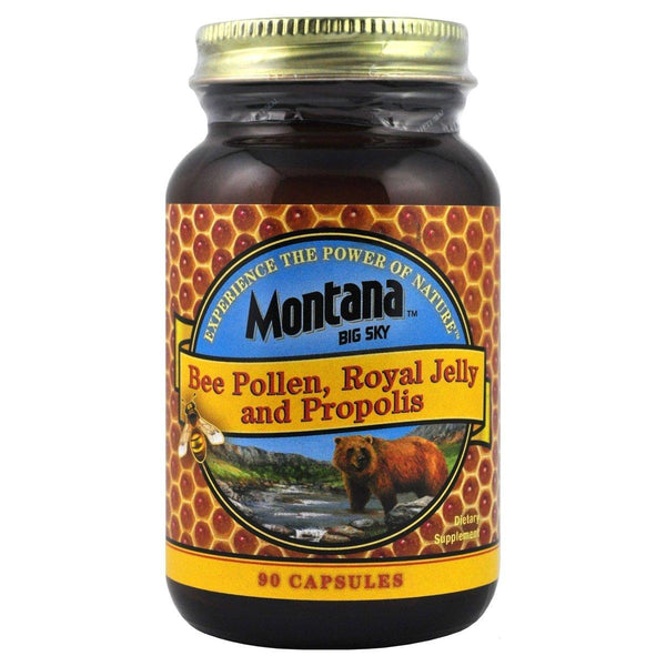 Bee Pollen, Royal Jelly and Propolis Supplement