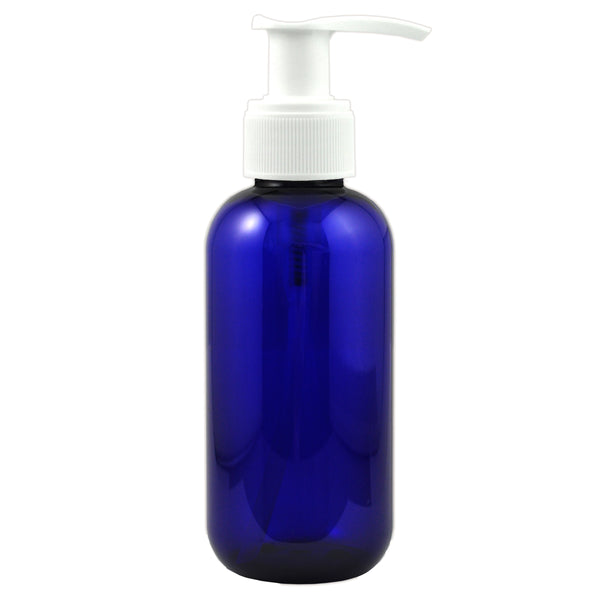 Plastic Pump 4oz - 8oz Bottle Wholesale