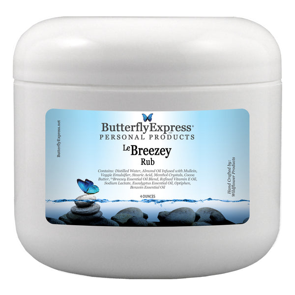 Breezey Rub Wholesale
