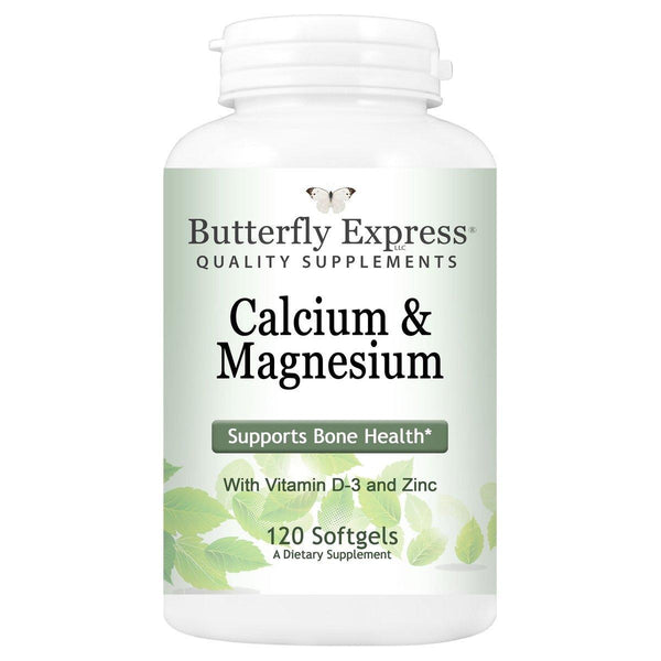 Calcium & Magnesium Supplement Wholesale