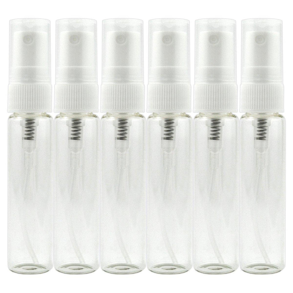 Glass Spray Bottle 6 pack