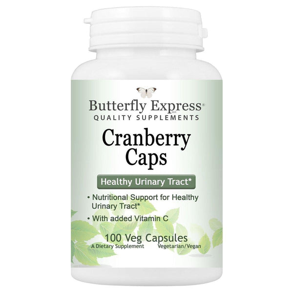 Cranberry Caps Supplement