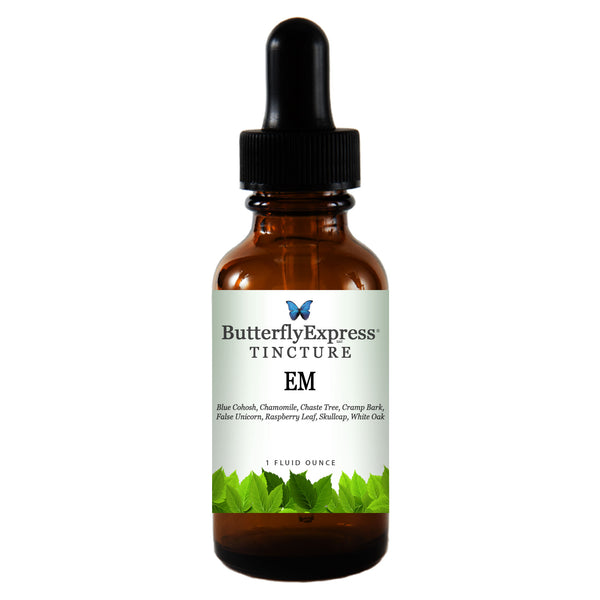 EM Tincture<h6> (Formerly Endometriosis Formula)</h6>