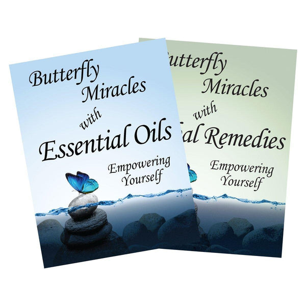 Essential Oil - Herbal Bundle Pack Book